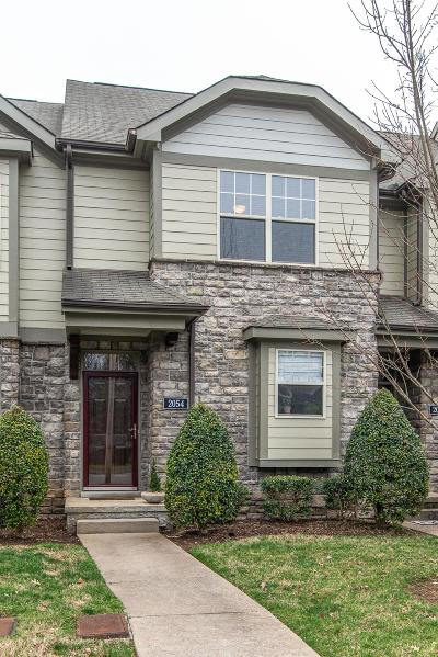 Davidson County Condo/Townhouse Under Contract - Showing: 2054 Elliott Ave