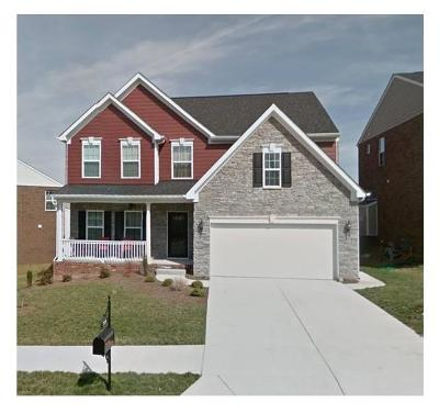 Davidson County Single Family Home Under Contract - Showing: 7520 Oakledge Dr
