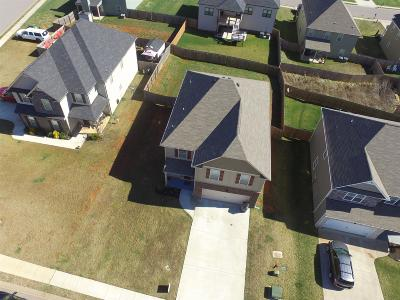 Clarksville Single Family Home For Sale: 1028 Silo Dr