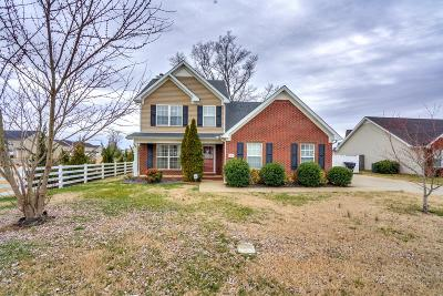Rutherford County Single Family Home For Sale: 1922 Saint Andrews Dr