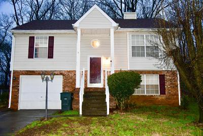 Davidson County Single Family Home For Sale: 309 Scotts Creek Pl
