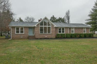 Rutherford County Single Family Home For Sale: 2377 Braxton Bragg Dr