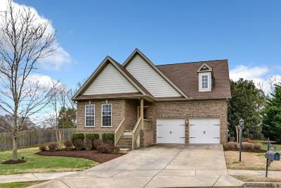 Hermitage Single Family Home Under Contract - Showing: 2208 Buttonquail Ct