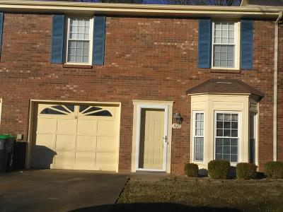 Clarksville Condo/Townhouse For Sale: 3073 Woody Ln
