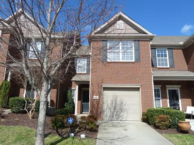 Brentwood Condo/Townhouse Under Contract - Showing: 8315 Rossi Rd
