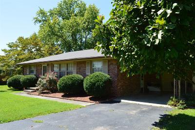 Smithville Single Family Home For Sale: 821 Fairlane Cir
