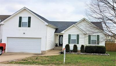 Arbour Greene South Single Family Home Under Contract - Showing: 975 Cindy Jo Ct