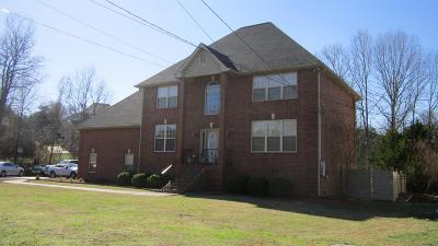 Hermitage Single Family Home For Sale: 6178 N. New Hope Rd