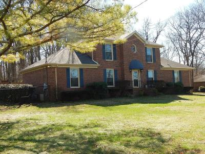 Old Hickory Single Family Home Under Contract - Showing: 112 E Shady Trl