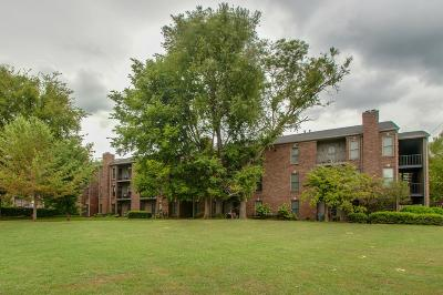 Sylvan Park Condo/Townhouse Under Contract - Not Showing: 124 Sloan Rd