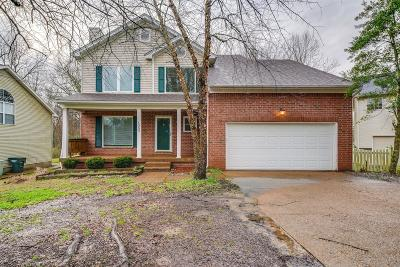Hermitage Single Family Home For Sale: 1080 Tulip Grove Rd