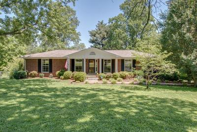 Hendersonville Single Family Home For Sale: 150 Clearview Cir