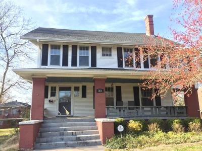 Christian County Single Family Home Under Contract - Showing: 2121 S Main Street