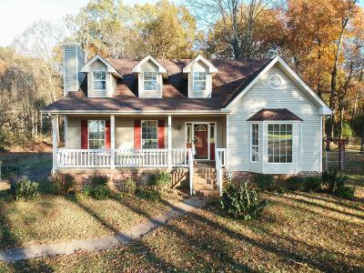 Robertson County Single Family Home For Sale: 2815 Groves Lane