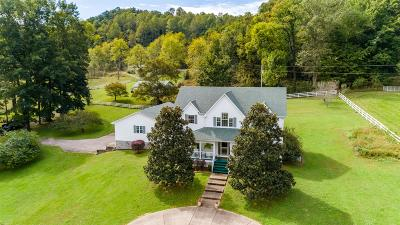 Lewisburg Single Family Home For Sale: 1565 Gills Chapel Rd