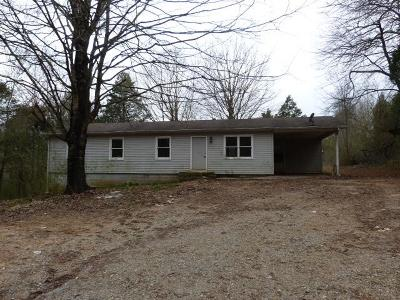 Franklin County Single Family Home Under Contract - Not Showing: 1685 Blue Creek Rd