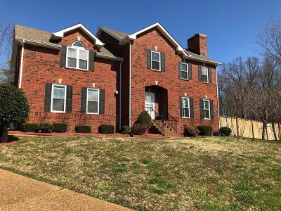 Burns TN Single Family Home Under Contract - Showing: $334,900