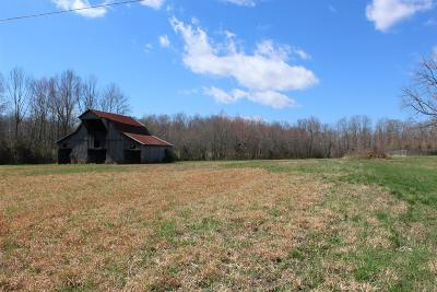 Cannon County Residential Lots & Land For Sale: Jim Cummings Hwy
