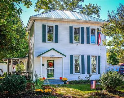Winchester Single Family Home Under Contract - Showing: 215 N Cedar St