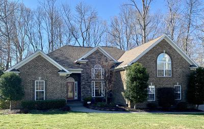 Greenbrier Single Family Home For Sale: 1019 Carrs Creek Blvd