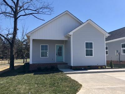 White House Single Family Home For Sale: 3610 Hwy 31w