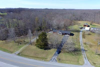 Smithville Single Family Home Under Contract - Not Showing: 3167 Cookeville Hwy