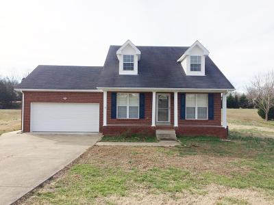 Pleasant View TN Single Family Home Under Contract - Showing: $199,900