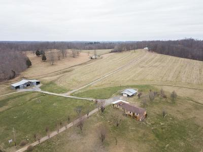 Sumner County Single Family Home For Sale: 5995 Dewey Carr Rd