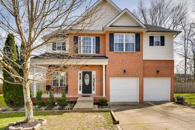 Single Family Home Under Contract - Not Showing: 4017 Gersham Ct