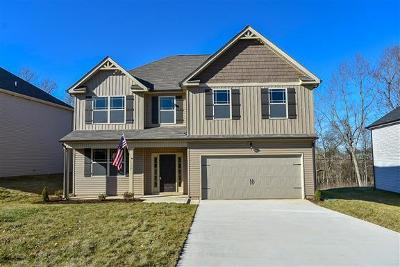 Clarksville Single Family Home Under Contract - Not Showing: 1177 Henry Place Blvd