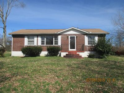 Joelton Single Family Home For Sale: 6540 Clarksville Pike