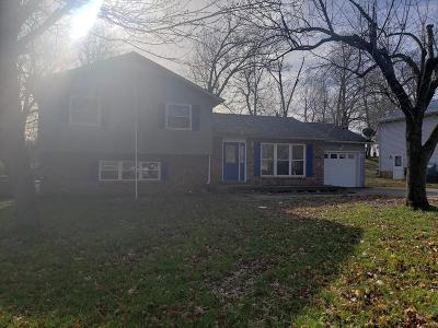 Christian County Single Family Home Under Contract - Not Showing: 145 Oak Tree