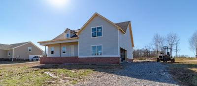 Ashland City Single Family Home Under Contract - Showing: 1412 Everwood Dr