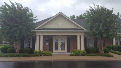 Sumner County Commercial For Sale: 1529 Hunt Club Blvd. #100
