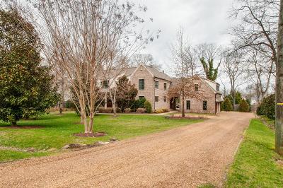 Nashville Single Family Home For Sale: 116 Clydelan Ct