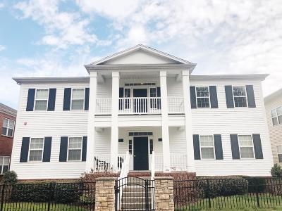 Franklin Condo/Townhouse Under Contract - Not Showing: 2020 Turning Wheel Ln