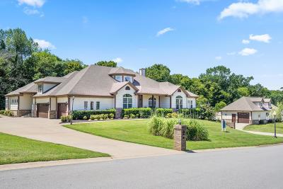 Adams, Clarksville, Springfield, Dover Single Family Home For Sale: 1590 Rembrandt Drive