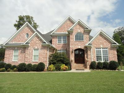 Shelbyville Single Family Home Under Contract - Showing: 106 Canary Lane