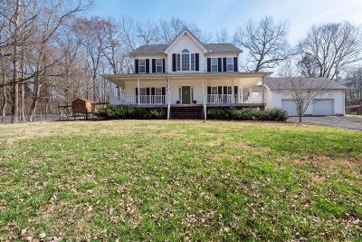 Springfield Single Family Home Under Contract - Not Showing: 6846 Highway 76e