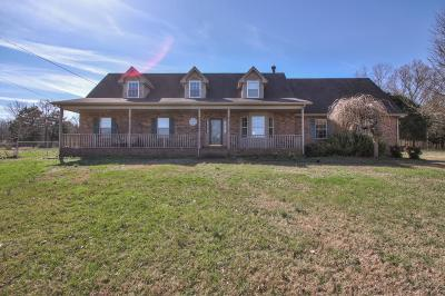 Mount Juliet Single Family Home Under Contract - Showing: 7267 N Lamar Rd