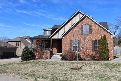 Nashville Single Family Home Under Contract - Not Showing: 2805 Brentwood Knoll Ct