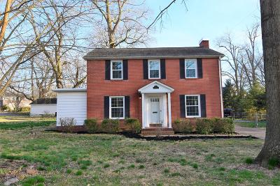 Christian County Single Family Home For Sale: 2202 S South Main St