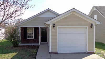 Lavergne Single Family Home Under Contract - Showing: 1512 James Gafford Dr