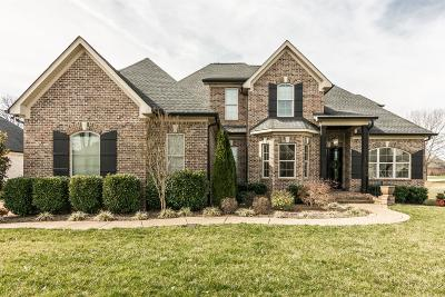 Sumner County Single Family Home Under Contract - Showing: 1470 Boardwalk Pl