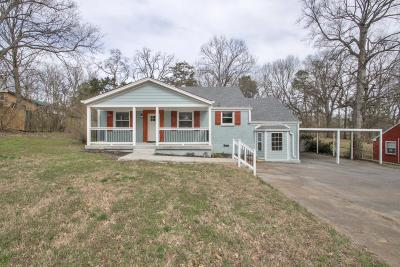 Madison Single Family Home Under Contract - Showing: 609 Vantrease Rd