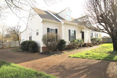 Thompsons Station  Single Family Home Under Contract - Showing: 2818 Sutherland Dr
