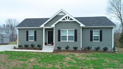 Charlotte Single Family Home Under Contract - Showing: 3139 Vanleer Hwy