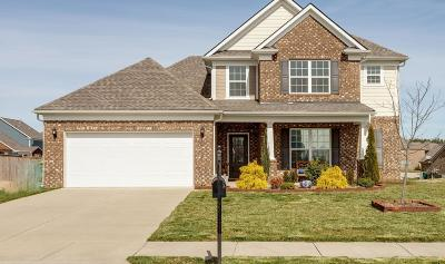 Thompsons Station  Single Family Home Under Contract - Showing: 5006 Stately Dr