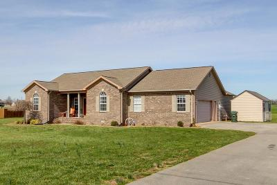 Christian County Single Family Home Under Contract - Showing: 1444 Mason Lane