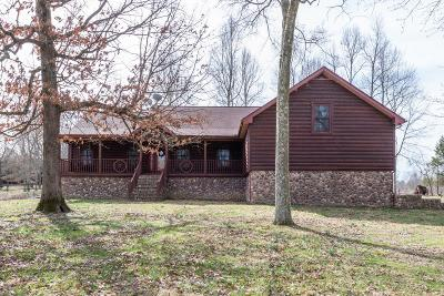 Sumner County Single Family Home Under Contract - Not Showing: 118 Robert Simmons Rd